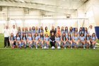 Southside Mavericks Girls Varsity Soccer Spring 15-16 team photo.