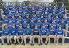 Bryant Hornets Boys Freshman Baseball Spring 18-19 team photo.