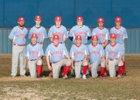 Sandia Matadors Boys Freshman Baseball Spring 18-19 team photo.
