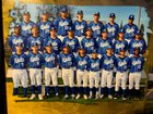 Gahr Gladiators Boys Freshman Baseball Spring 18-19 team photo.