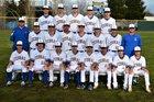Lincoln Fighting Zebras Boys Freshman Baseball Spring 18-19 team photo.