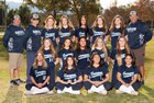 Saugus Centurions Girls JV Softball Spring 17-18 team photo.