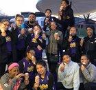 Hammond Gavit Gladiators Girls JV Softball Spring 17-18 team photo.