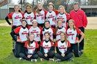 Mount Sinai  Girls Varsity Softball Spring 15-16 team photo.