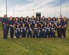 Silverado Hawks Girls Varsity Softball Spring 15-16 team photo.