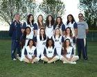 West Wolfpack Girls Varsity Softball Spring 15-16 team photo.