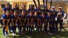 Eastwood Troopers Girls Varsity Softball Spring 15-16 team photo.
