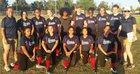 Heritage Academy Heroes Girls Varsity Softball Spring 15-16 team photo.
