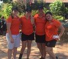 Malvern Leopards Girls Varsity Golf Fall 18-19 team photo.