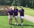 Oxford Preparatory Griffins Girls Varsity Golf Fall 18-19 team photo.