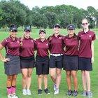 Niceville Eagles Girls Varsity Golf Fall 18-19 team photo.