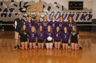 Battlefield Bobcats Girls Freshman Volleyball Fall 16-17 team photo.