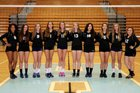 Hagerty Huskies Girls Freshman Volleyball Fall 16-17 team photo.