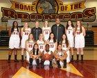 Northgate Broncos Girls JV Basketball Winter 18-19 team photo.