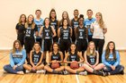Vista Ridge Wolves Girls JV Basketball Winter 18-19 team photo.