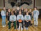 Falcon Falcons Girls JV Basketball Winter 18-19 team photo.