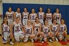 Swallows Charter Academy Spartans Girls JV Basketball Winter 18-19 team photo.