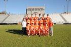 Mauldin Mavericks Boys JV Soccer Spring 16-17 team photo.