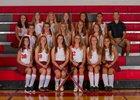 Vernon-Verona-Sherrill Red Devils Girls Varsity Field Hockey Fall 15-16 team photo.