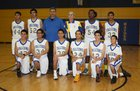 Carl Hayden Community Falcons Boys JV Basketball Winter 13-14 team photo.