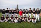 Monte Vista Mustangs Boys JV Baseball Spring 17-18 team photo.