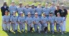 Oak Park Eagles Boys JV Baseball Spring 17-18 team photo.