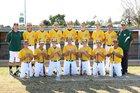 Ontario Christian Knights Boys JV Baseball Spring 17-18 team photo.