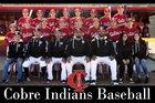 Cobre Indians Boys JV Baseball Spring 17-18 team photo.