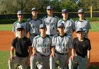 Pine Crest Panthers Boys JV Baseball Spring 17-18 team photo.