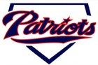 Liberty Patriots Boys JV Baseball Spring 17-18 team photo.
