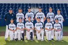 Calvary Christian Warriors Boys JV Baseball Spring 17-18 team photo.