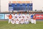 Los Lunas Tigers Boys JV Baseball Spring 17-18 team photo.