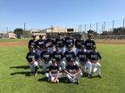 Montebello Oilers Boys JV Baseball Spring 17-18 team photo.