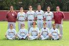 Las Lomas Knights Boys JV Baseball Spring 17-18 team photo.