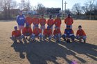 Lexington Senior Yellowjackets Boys JV Baseball Spring 17-18 team photo.