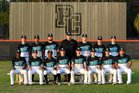Plant City Raiders Boys JV Baseball Spring 17-18 team photo.