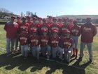 Willow Glen Rams Boys JV Baseball Spring 17-18 team photo.