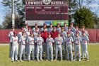 Lowndes Vikings Boys JV Baseball Spring 17-18 team photo.