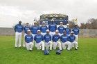 Fort Bend Elkins Knights Boys JV Baseball Spring 17-18 team photo.
