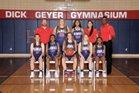 Bishop Hartley Hawks Girls Varsity Basketball Winter 16-17 team photo.