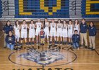 Wapato Wolves Girls Varsity Basketball Winter 16-17 team photo.