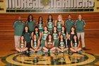 Moreau Catholic Mariners Girls Varsity Basketball Winter 16-17 team photo.