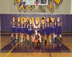 Issaquah Eagles Girls Varsity Basketball Winter 16-17 team photo.