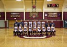 Ossining  Girls Varsity Basketball Winter 16-17 team photo.