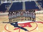 Madisonville Mustangs Girls Varsity Basketball Winter 16-17 team photo.