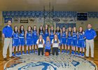 Colton Wildcats Girls Varsity Basketball Winter 16-17 team photo.