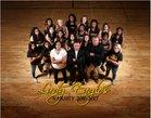 Hobbs Eagles Girls Varsity Basketball Winter 16-17 team photo.