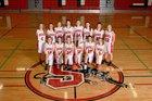 Snohomish Panthers Girls Varsity Basketball Winter 16-17 team photo.