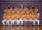 Campbell County Camels Boys Varsity Baseball Spring 16-17 team photo.