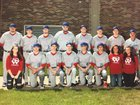Southern Wells Raiders Boys Varsity Baseball Spring 16-17 team photo.